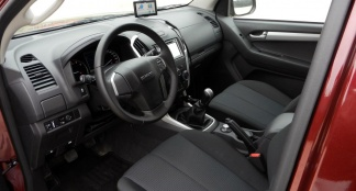 Isuzu D-Max 2.5 TD Double Cab 4WD