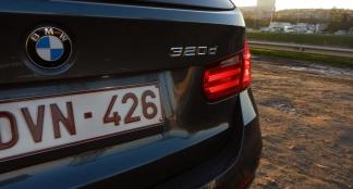 BMW 320d Touring Steptronic