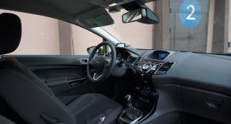 Ford Fiesta 1.0 Ecoboost 125