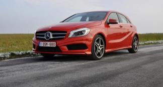 Mercedes A 200 CDI