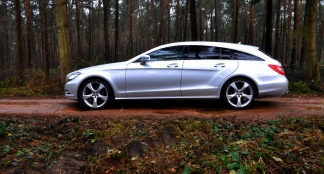 Mercedes CLS Shooting Brake 250 CDI
