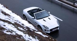 Jaguar F-Type 3.0 V6