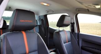 Ford ranger 3 2 tests for Interieur ford ranger