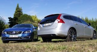 Volvo V60 D4 / S60 T6
