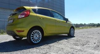 Ford Fiesta 1.5 TDCi 5d