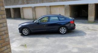 BMW 318d GT