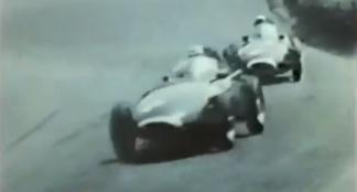Juan Manuel Fangio @ Nurburgring 1957