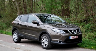Nissan Qashqai 1.2 DIG-T Connect Edition test | Auto55.be ...