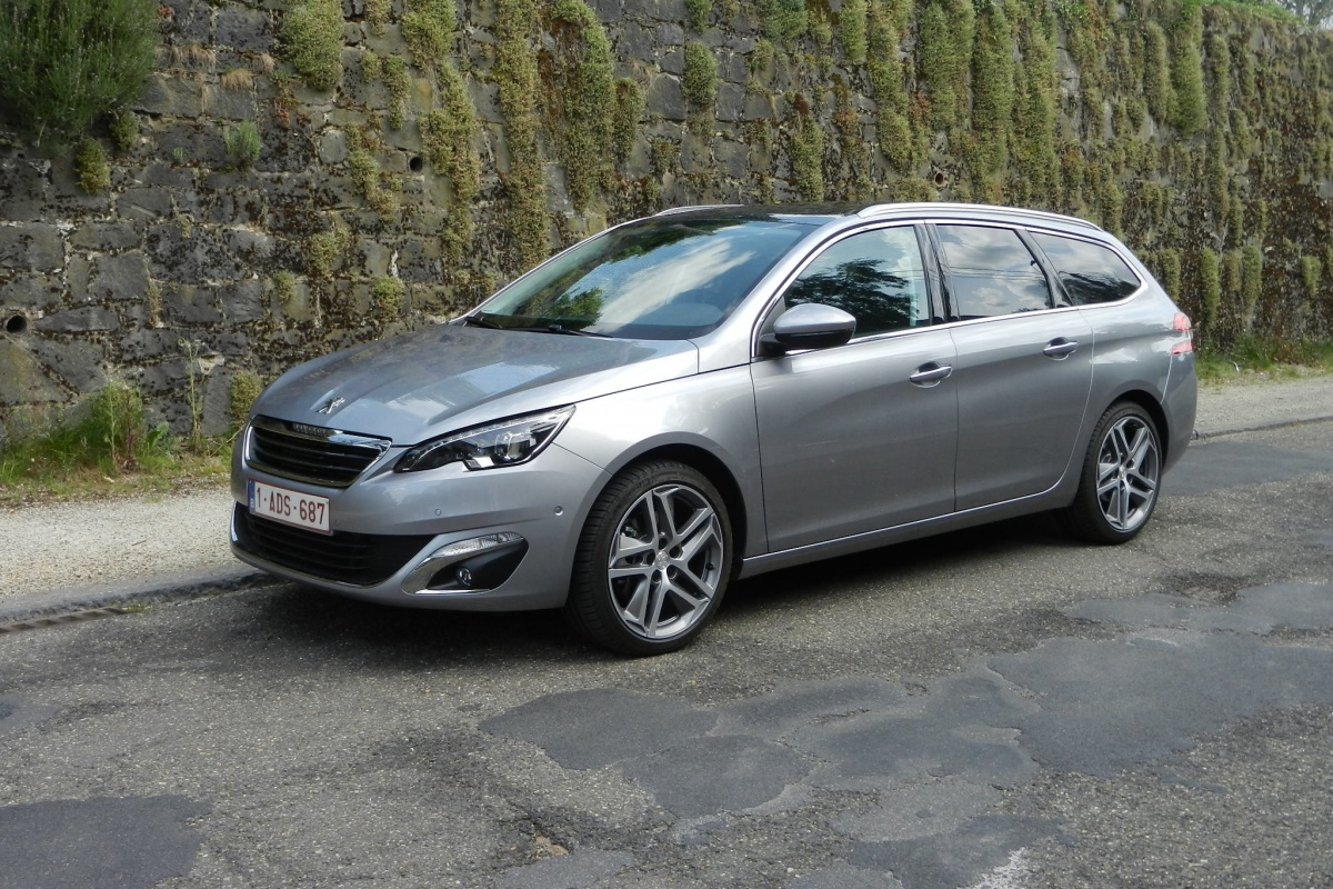 Peugeot 308 Sw 2 0 Bluehdi Auto55 Be Tests