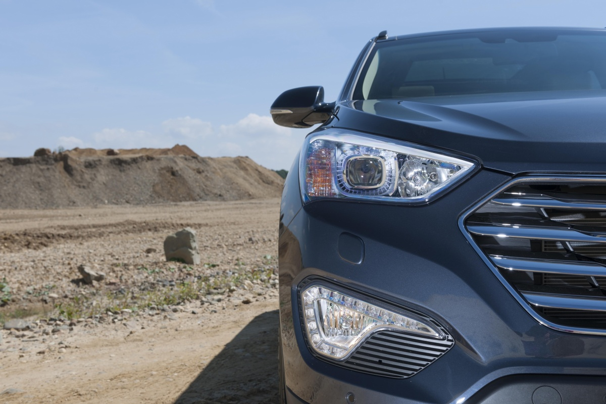 Hyundai Grand Santa Fe 2 2 Crdi 4wd Auto55 Be Tests