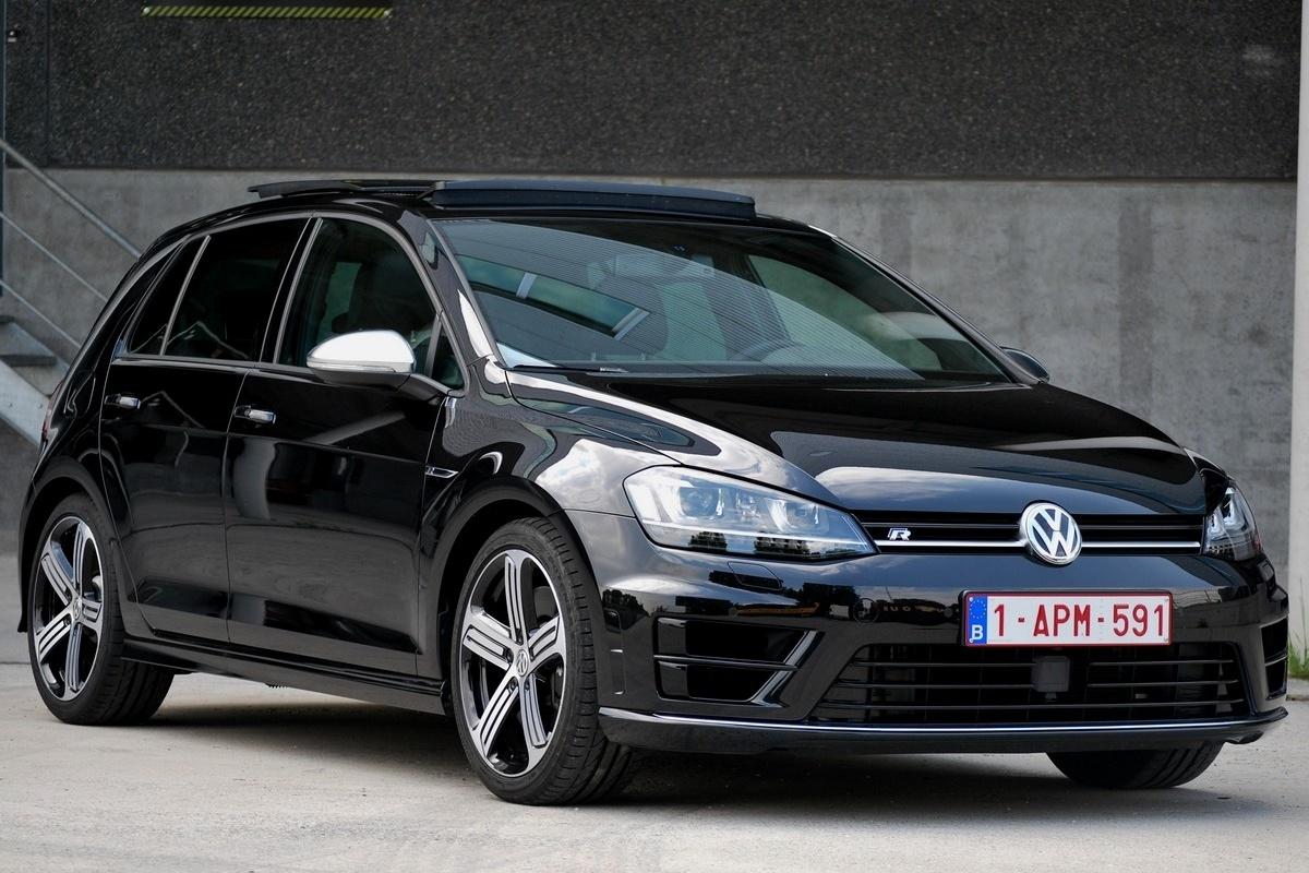 Volkswagen Golf R Test Auto55 Be Tests