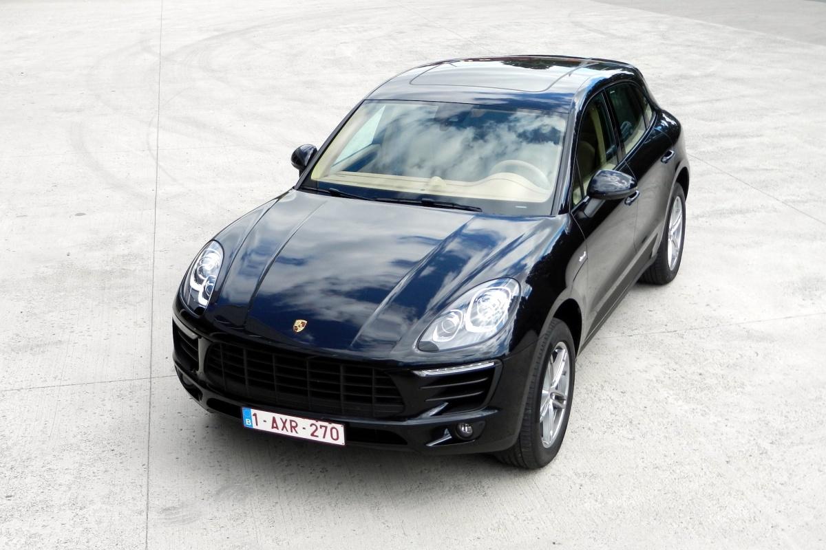 Porsche Macan S Diesel Auto55 Be Tests