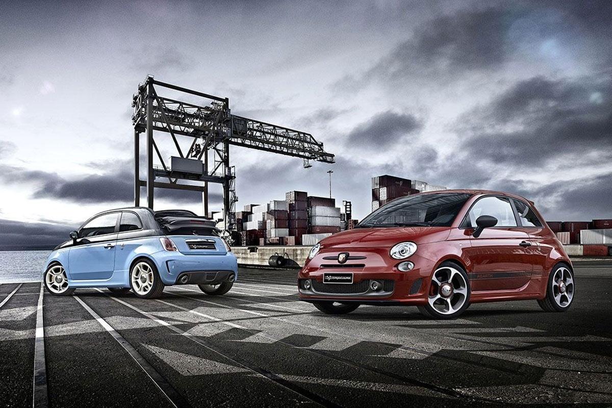 Nieuwe Kleuren Voor Fiat 500 Abarth My2015 Auto55 Be Nieuws