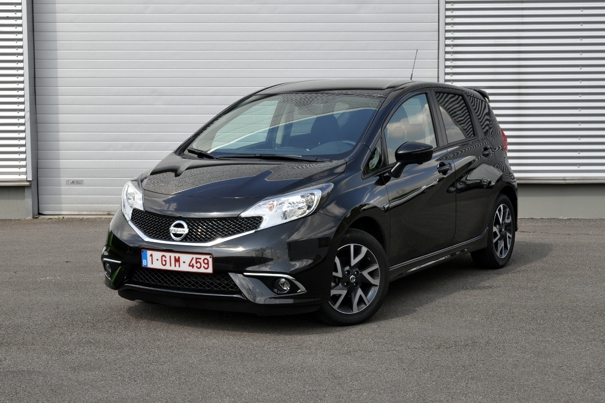 nissan note dig s test tests. Black Bedroom Furniture Sets. Home Design Ideas
