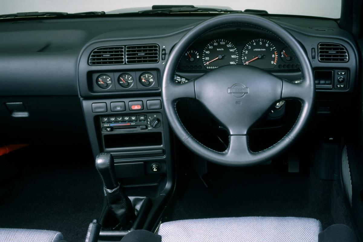 Nissan Sunny Pulsar Gti R 1990 1995 Auto55 Be Retro