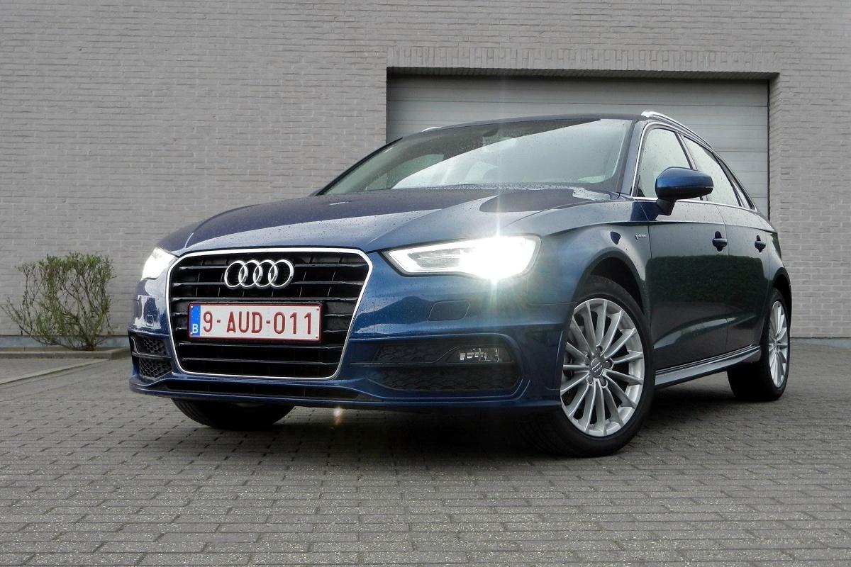 Audi A3 Sportback g-tron | Auto55.be | Tests