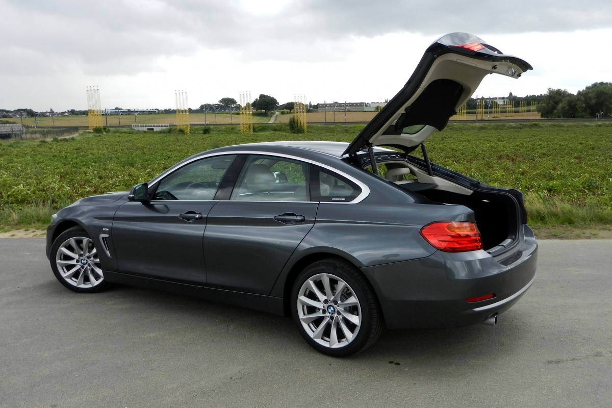 Bmw 420d gran coupe test tests for Bmw modern line