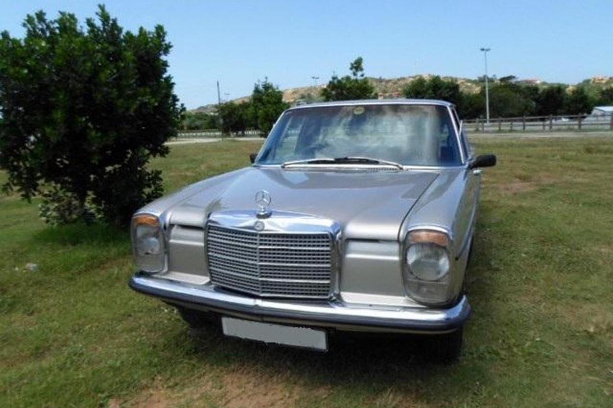 Mercedes Pick Up Met V8 Van Lexus Uit Zuid Afrika Auto55 Be Nieuws