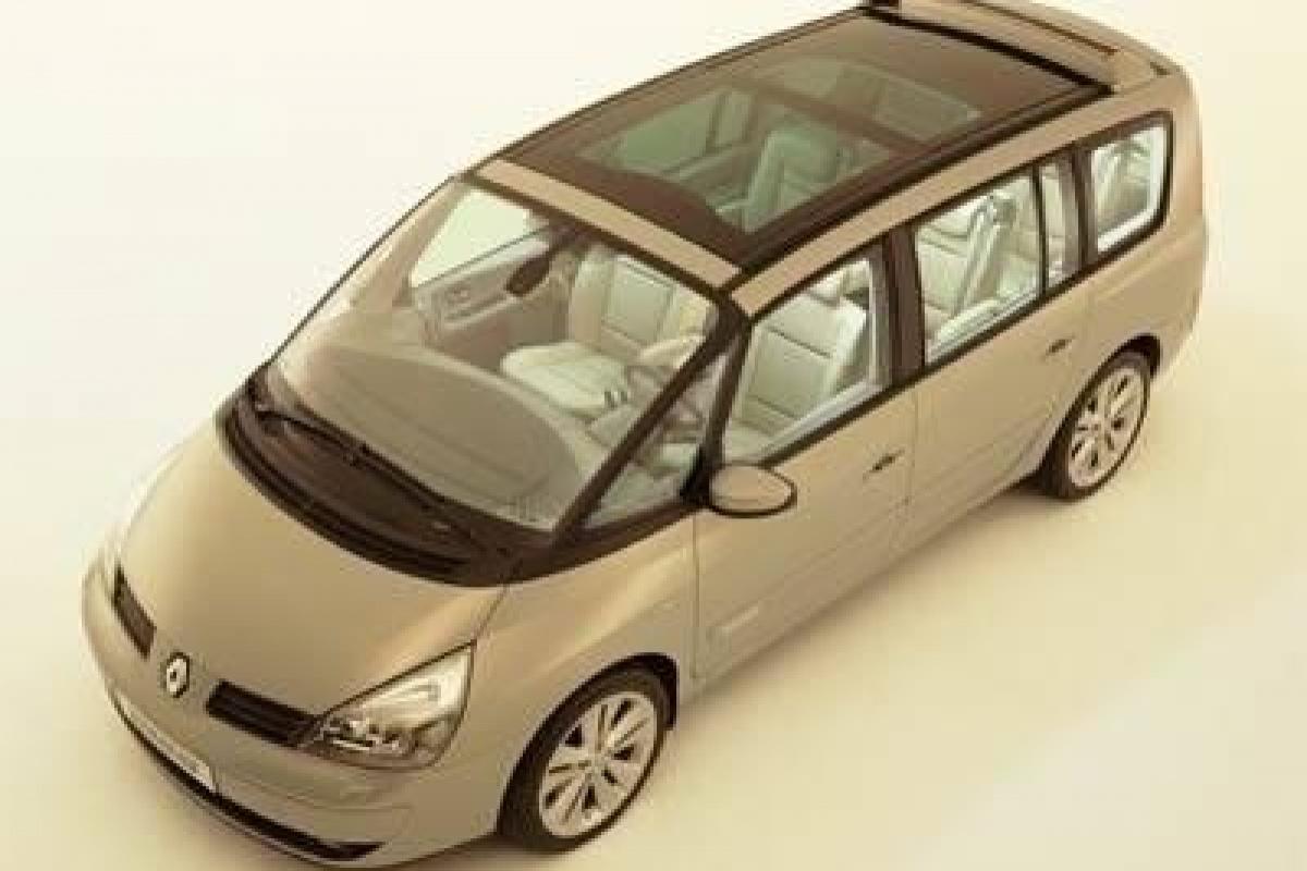 Renault Espace Concept