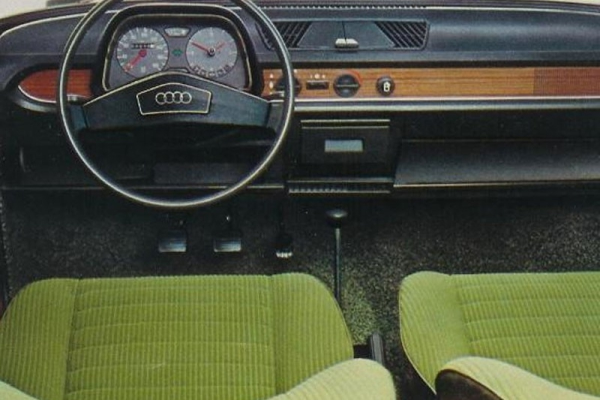 Audi 50 Auto55 Be