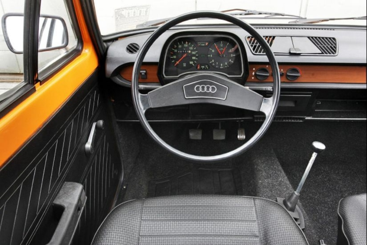 2018 Mustang Interior >> Audi 50 (1974 - 1978) | Auto55.be | Retro