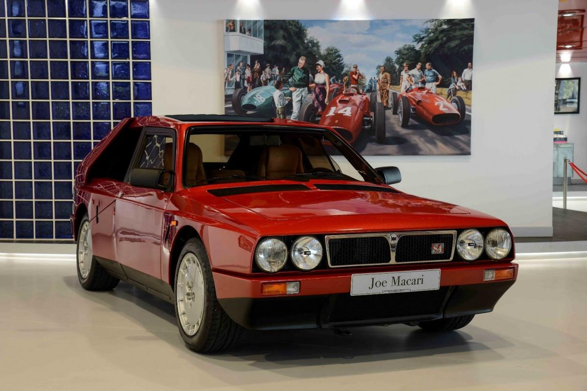 Beter Dan Een Lamborghini Lancia Delta 4s Stradale Auto55 Be Nieuws
