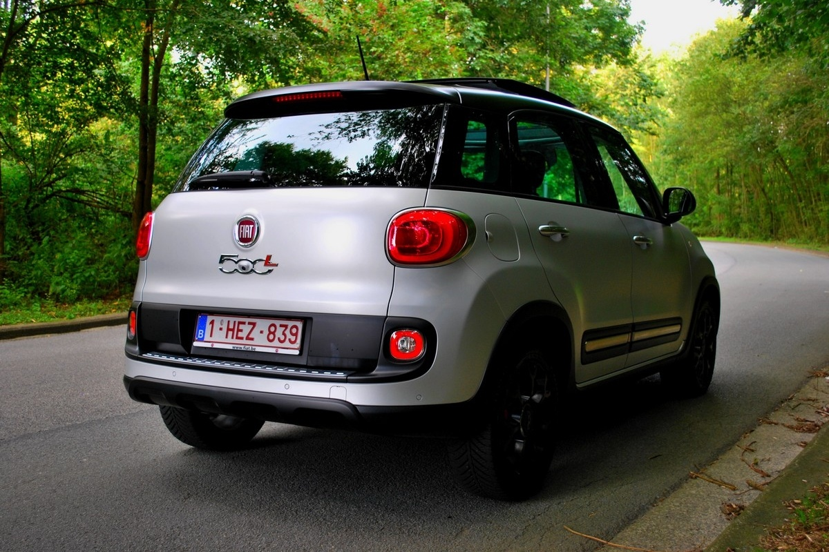 Fiat 500l Trekking Beats Edition 1 6 Multijet 120cv