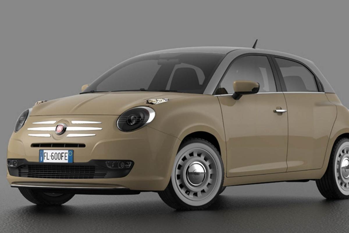 Nuova Fiat 127 Abarth Concept Obendorfer Images