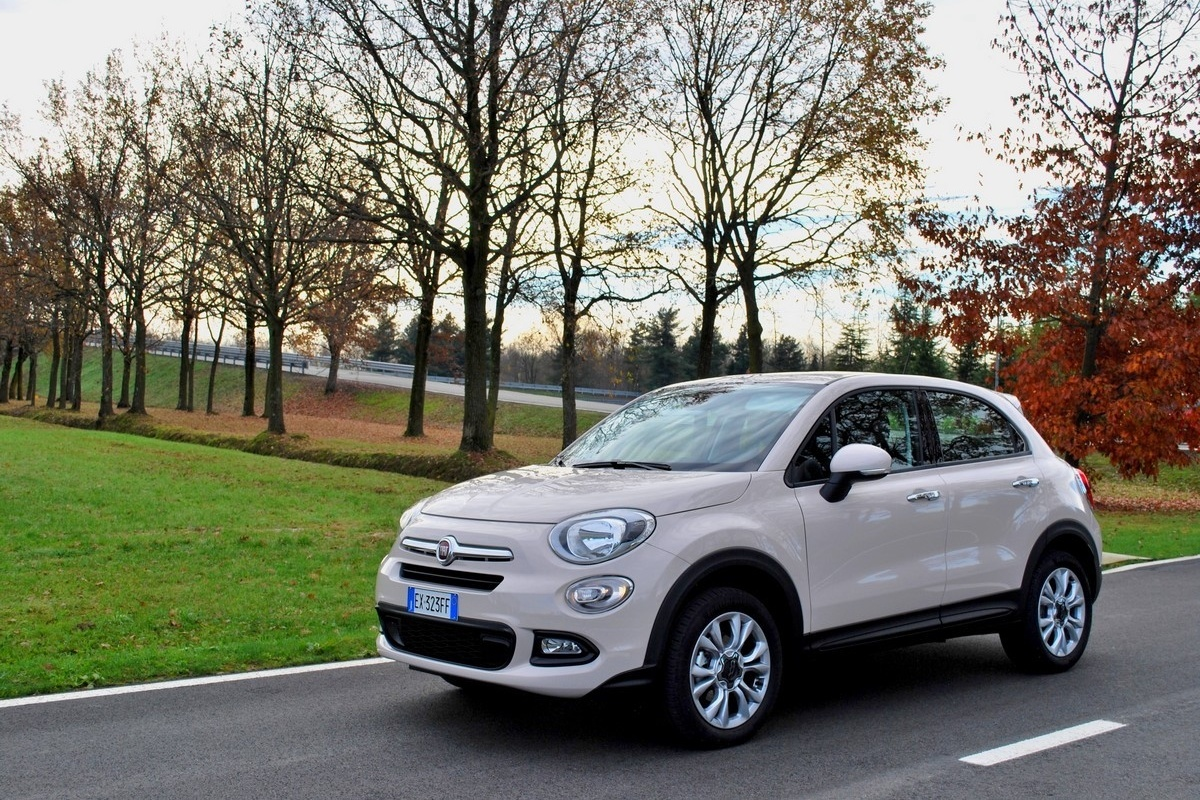 Fiat 500x Urban Lounge 1 6 Mjd 120cv Auto55 Be Essais