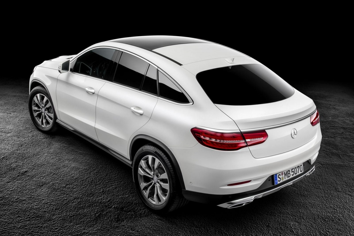 Officieel Mercedes Gle Coup 233 Auto55 Be Nieuws