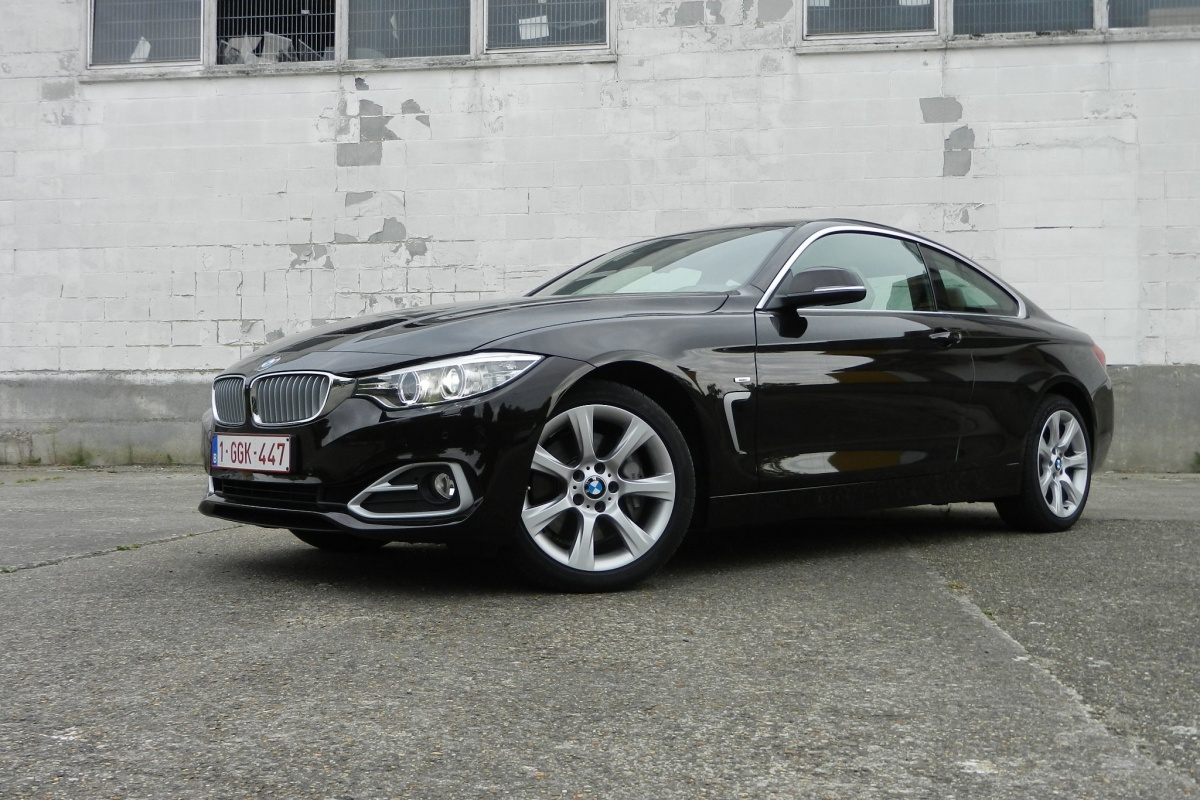 Wegtest Bmw 435d Xdrive Coup 233 Auto55 Be Tests