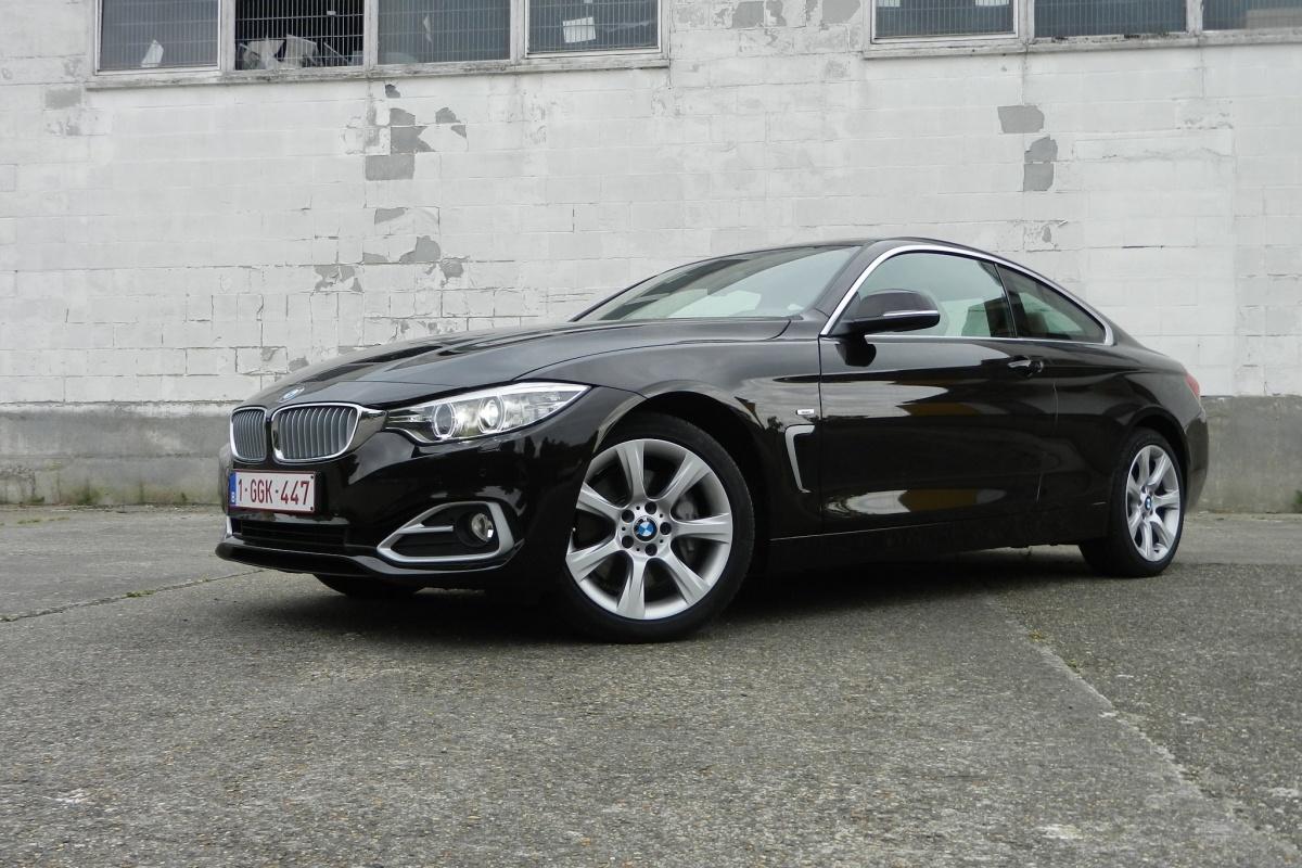 Bmw 430i Coupe >> Wegtest: BMW 435d Xdrive Coupé | Auto55.be | Tests
