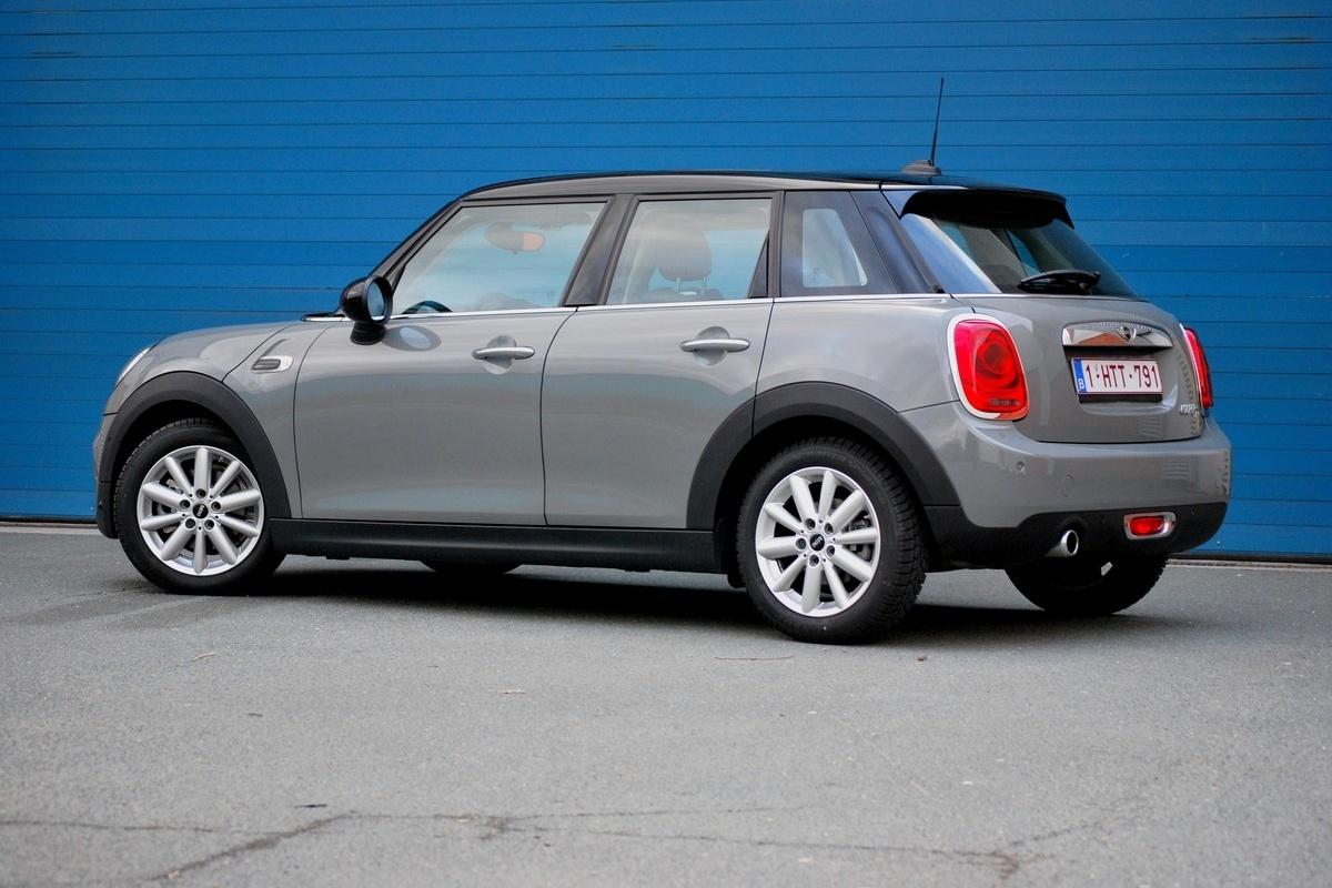 Essai Mini Cooper D 5 Portes Auto55 Be Essais