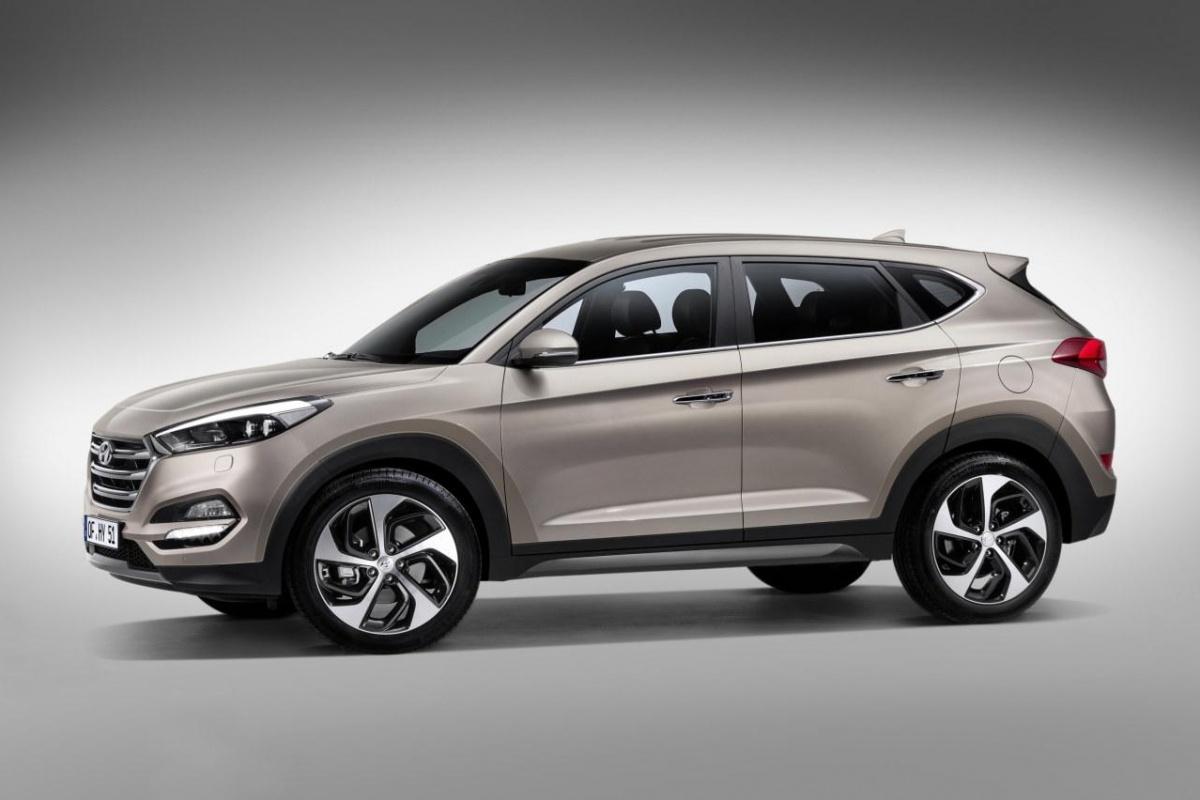 Hyundai Tucson Als Hybride Auto55 Be Nieuws
