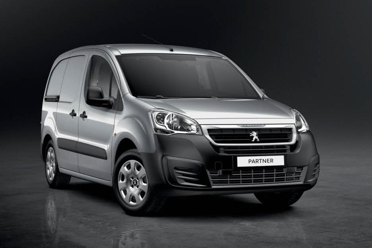 Peugeot Partner Haalt Frisse Neus Auto55 Be Nieuws