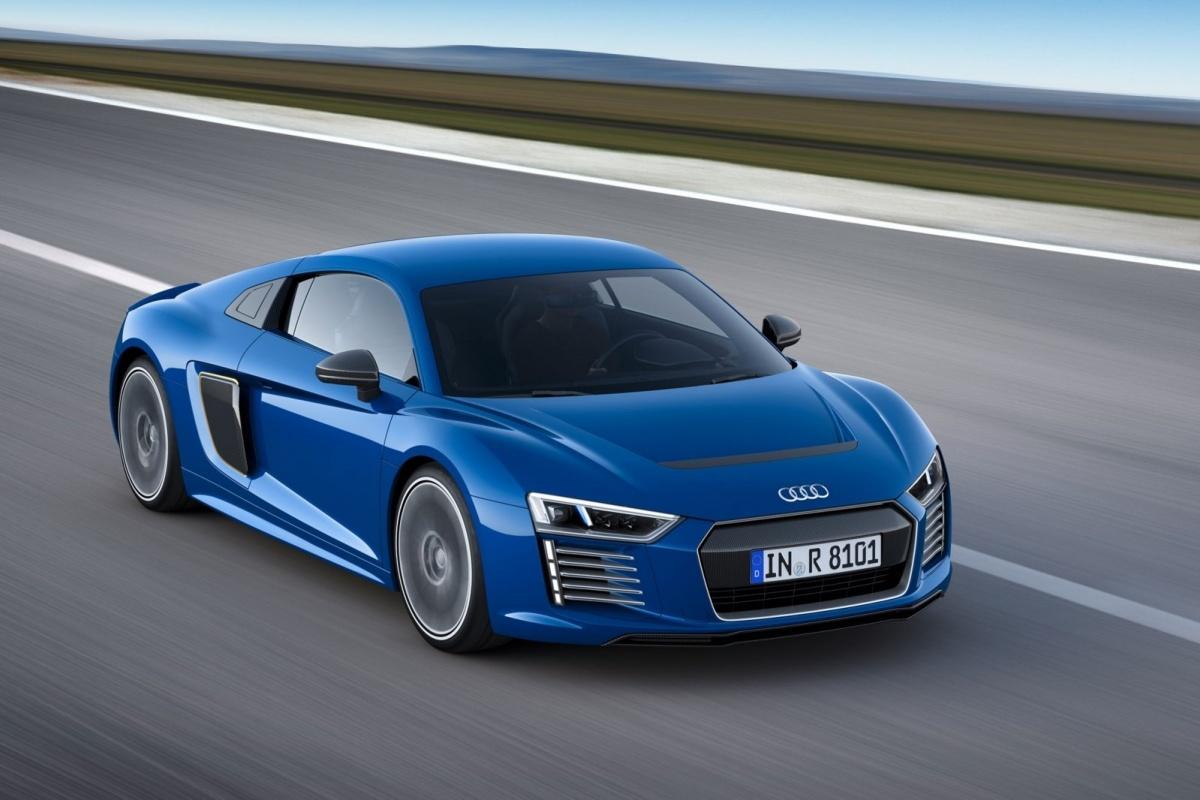 Audi R8 E Tron 2015 Auto55 Be