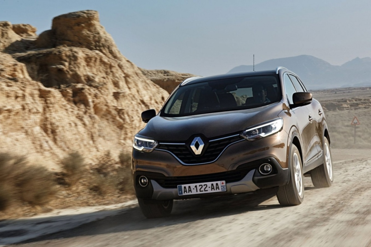 Renault Kadjar Dit Zijn De Motoren Auto55 Be Nieuws