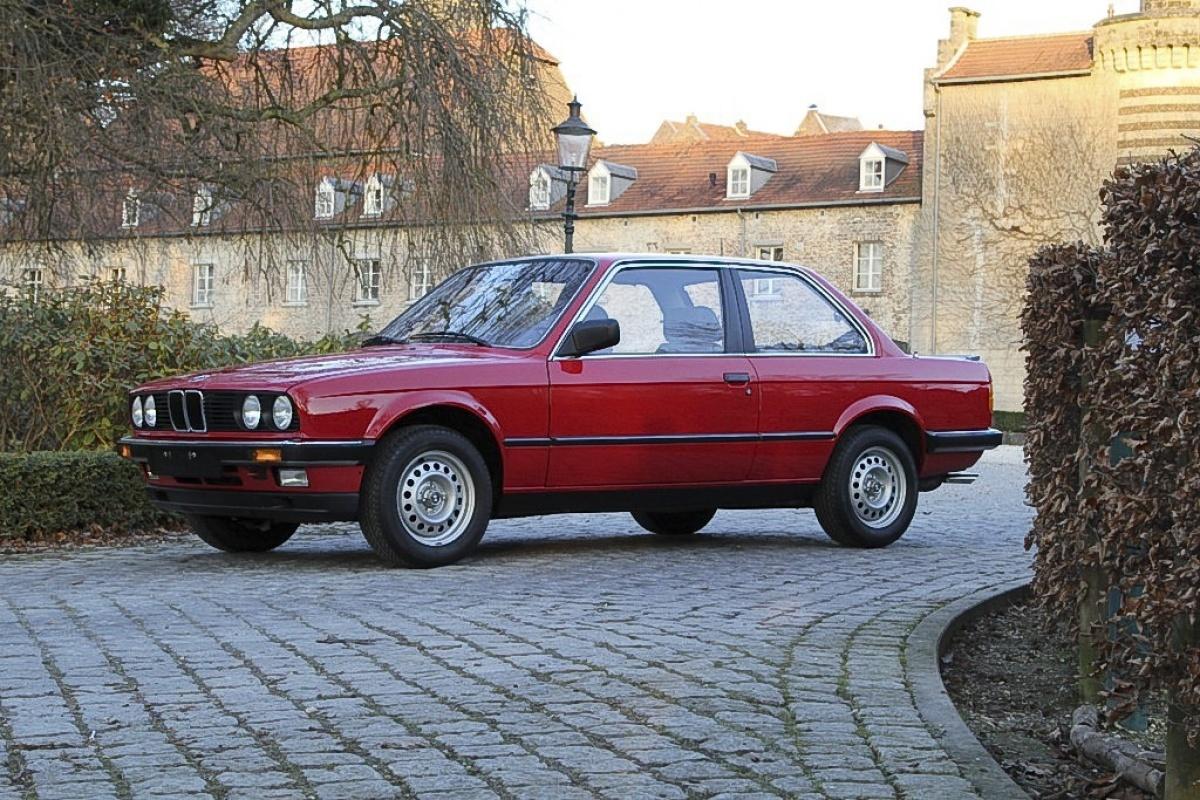 Bmw E30 323i 1985 Auto55 Be