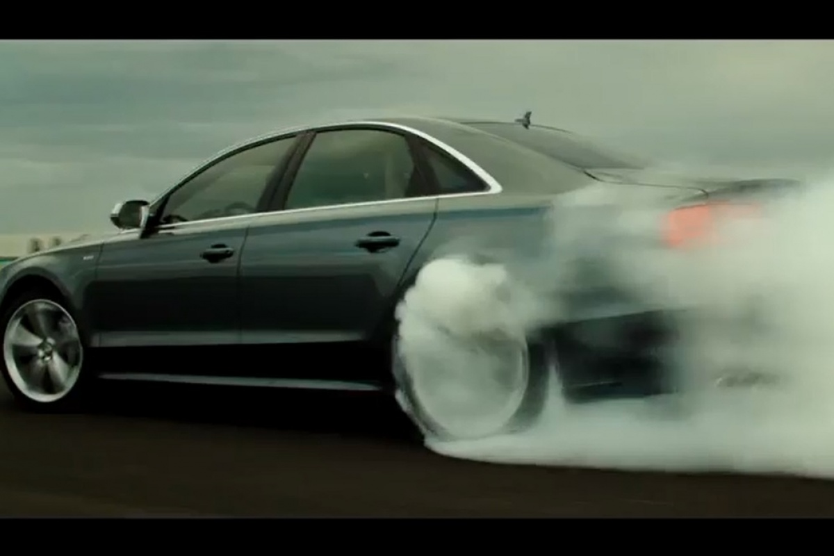 Transporter Refueled Audi S8 Screenshots Auto55 Be