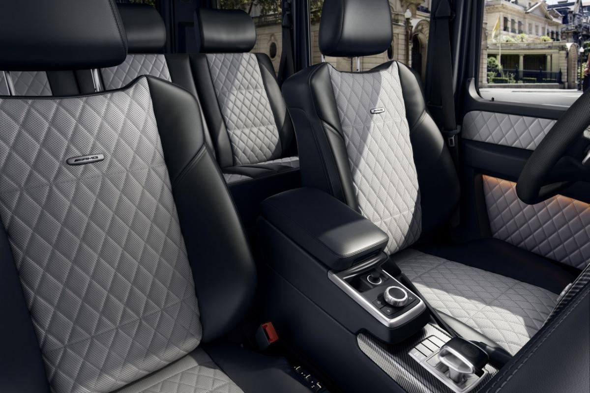 nieuwe motoren aangepast onderstel en meer luxe voor mercedes g my2016 nieuws. Black Bedroom Furniture Sets. Home Design Ideas