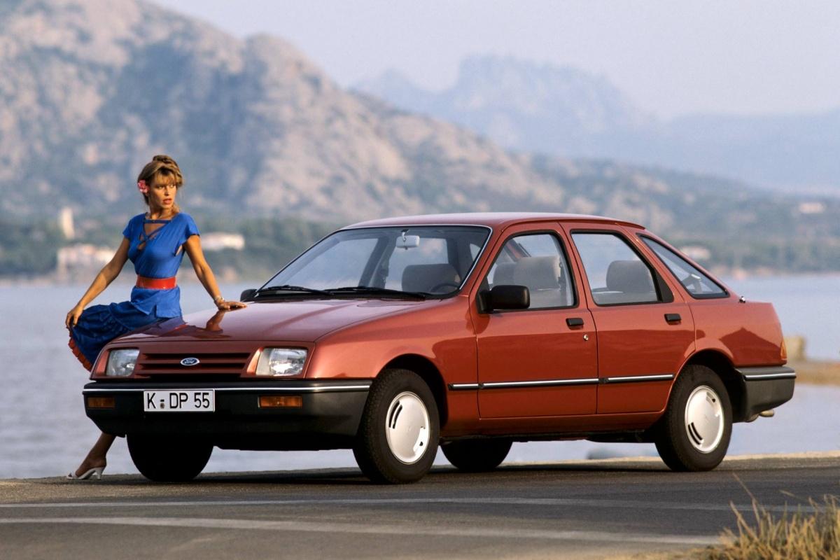 Ford Sierra 1982 1993 Auto55 Be Retro