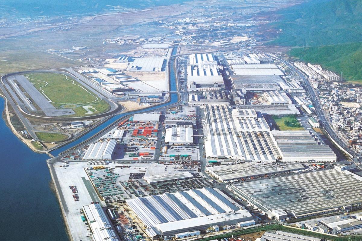 De grootste autofabriek ter wereld is van hyundai nieuws - Vloerlamp van de wereld ...