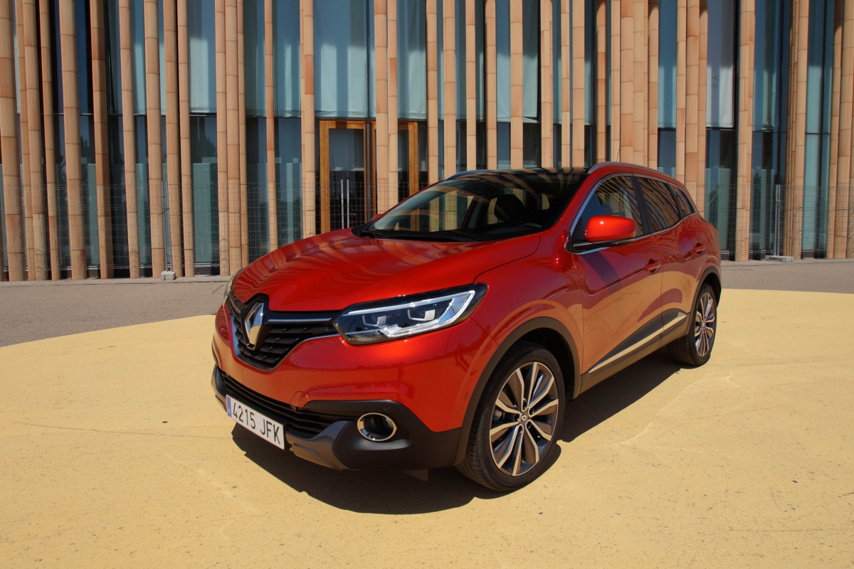 renault kadjar 1 6 dci 130 autotest tests. Black Bedroom Furniture Sets. Home Design Ideas