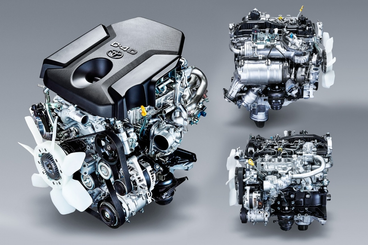 spectaculaire amelioration des moteurs diesel toyota autobe actualite