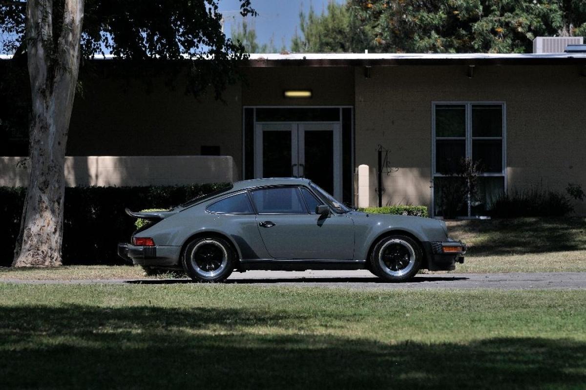 De Porsche 911 Turbo van Steve McQueen staat te koop ...