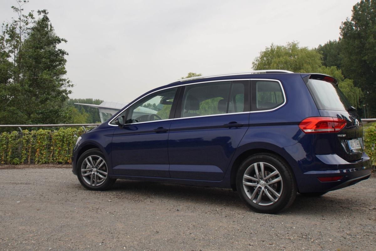Volkswagen Touran 1 6 Tdi 110 Auto55 Be Tests