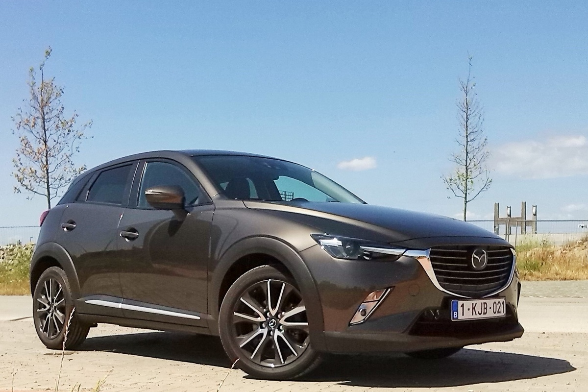 Test Mazda Cx 3 Skyactiv D Amp Skyactiv G Auto55 Be Tests