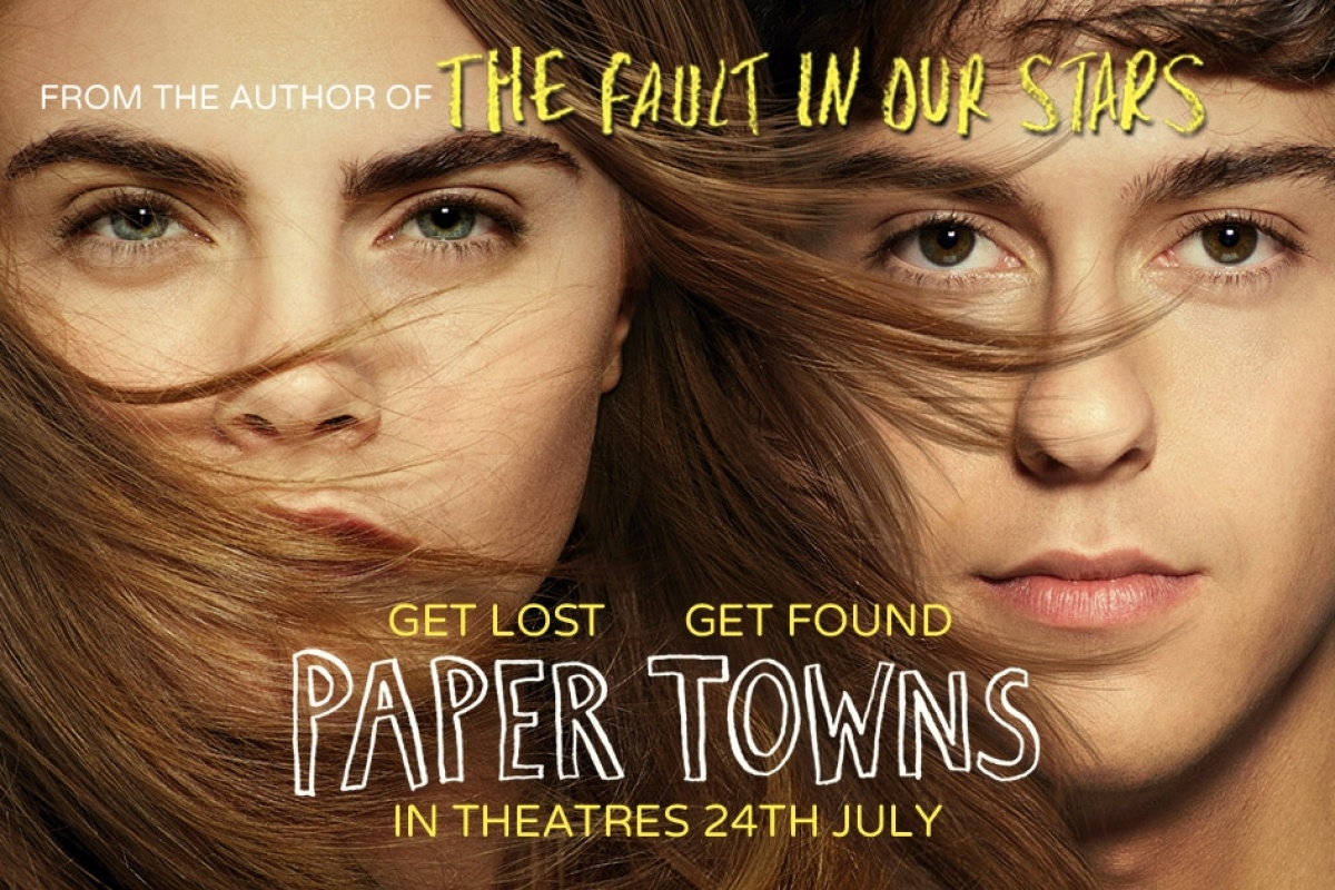 Citaten Uit Paper Towns : Win tickets voor paper towns drive in movies auto be