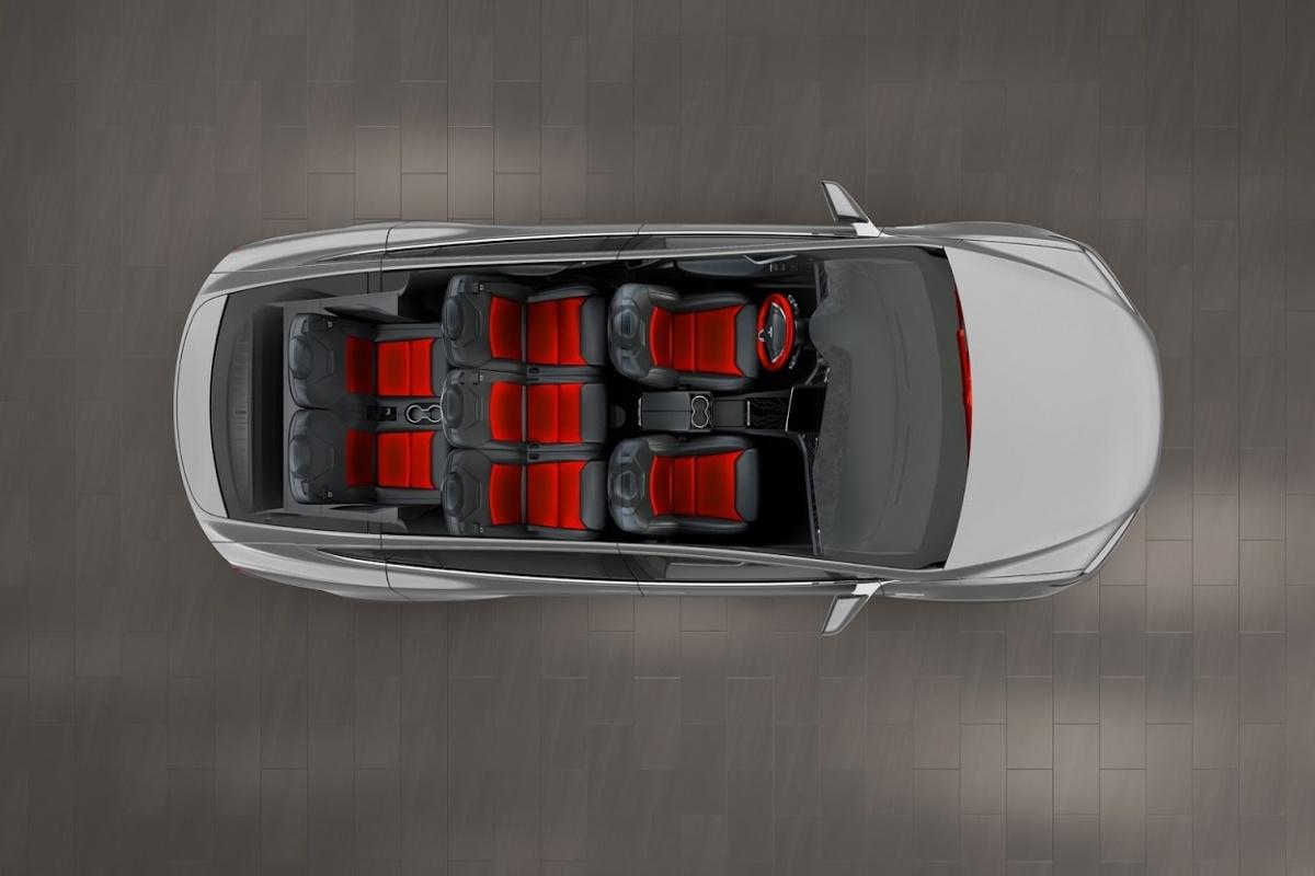 Tesla Model X Is Er Kost Dubbel Zo Veel Dan Model S
