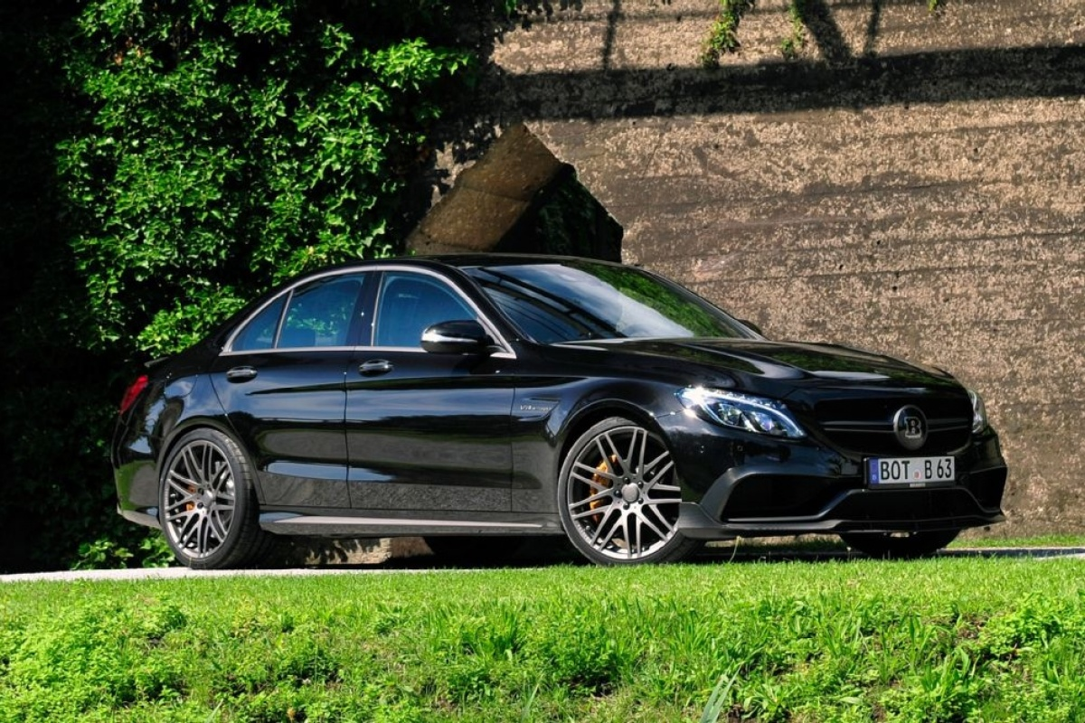 Brabus A Tun 233 Le Mercedes Classe C Auto55 Be Actualit 233